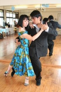 DIEGOさんとのダンス
