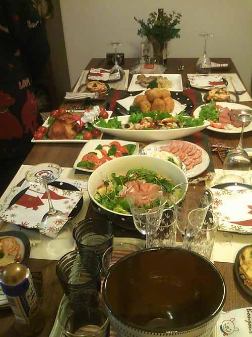 クリスマスデイナー