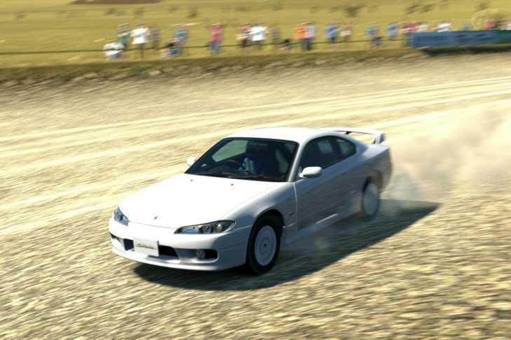 GT5スペシャルイベントラリー初級2