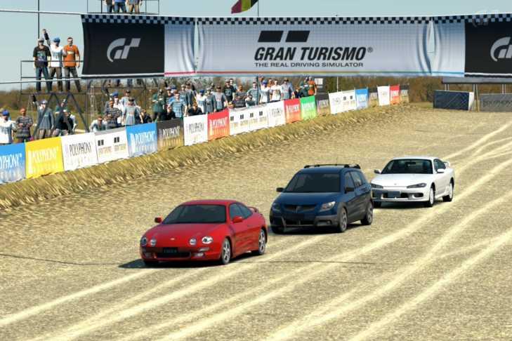 GT5スペシャルイベントラリー初級1