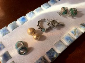 various ginka beads