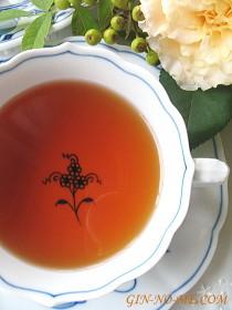 銀の芽紅茶店 紅茶