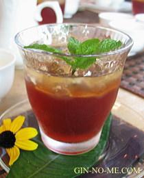 銀の芽紅茶店 ティーゼリー
