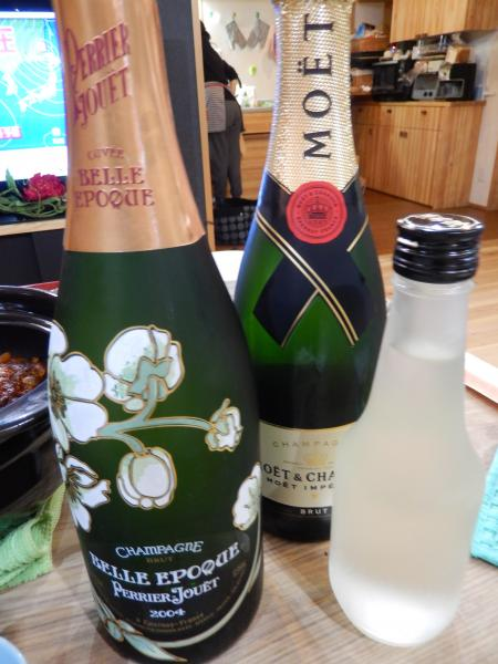 平成25年 大晦日のお酒