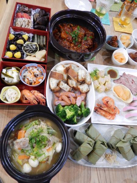平成25年 大晦日の料理