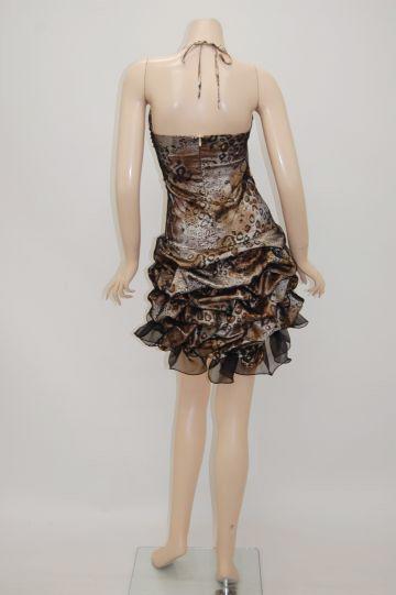 裾ふわ☆小悪魔アニマル ショートドレス