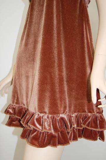 高級トナカイ ワンピース ドレス