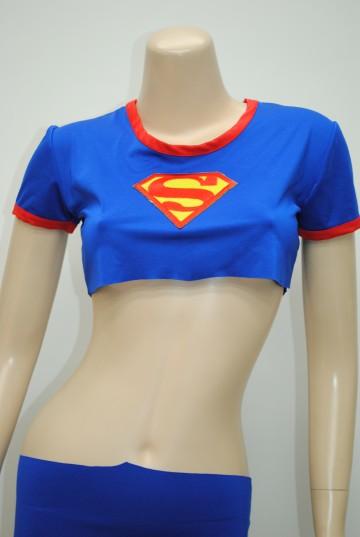 スーパーウーマン2P コスチューム