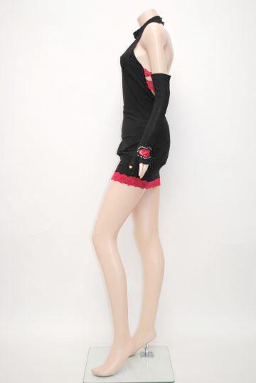 ラブリーハートポイント ショートドレス