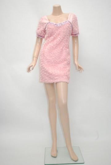 ローズブルーム エレガント ショートドレス