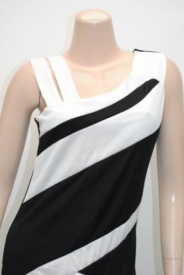 ソフィスティケート デザインカット ショートドレス