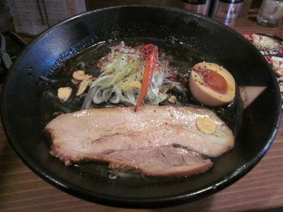 麺宿 黒八味噌