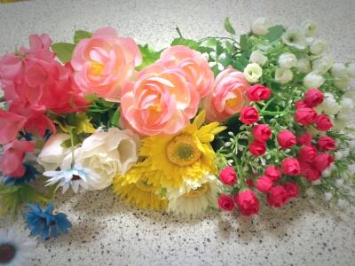 綺麗!華やか!インテリアにピッタリな『造花アレンジ5選』