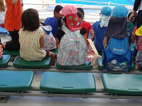 園児たちといっしょ(2013.08.09)