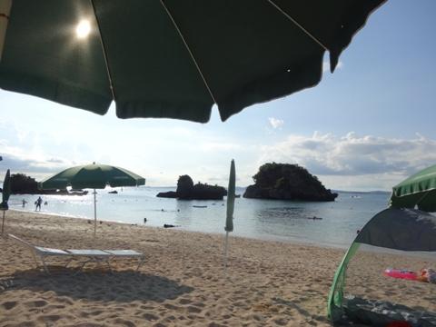 伊計島(2013.08.10)