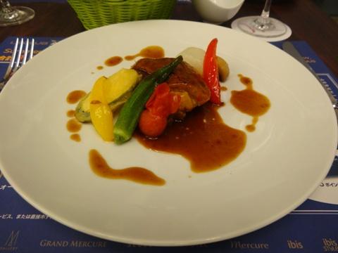ワタクシの肉料理(2013.08.12)