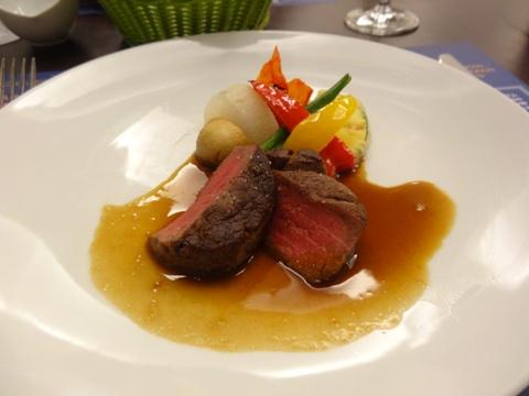 ダーリンの肉料理(2013.08.12)