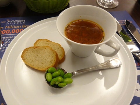 ダーリンのスープ(2013.08.12)