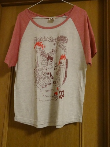 ぴらすのTシャツ01(2013.08.22)