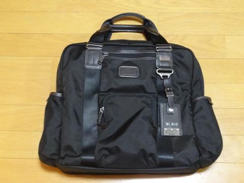 ワタクシのバッグ01(2013.09.07)