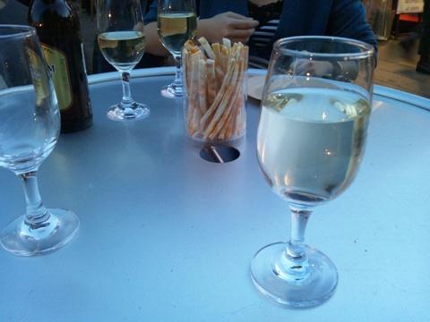 お外でワイン(2013.09.28)