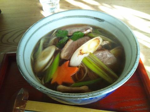 一休の蕎麦(2013.11.17)