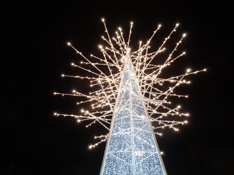 クリスマス市のシンボル(2013.12.07)