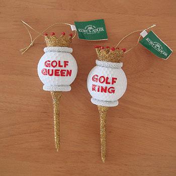 ゴルフ オーナメント