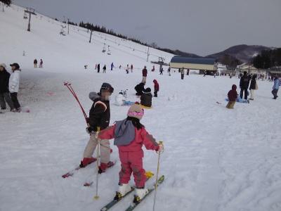 20日スキー