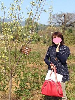 ファンによる記念植樹ですって^^