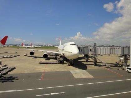 JAL563便