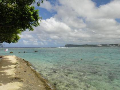 ヒルトンのビーチ(1)
