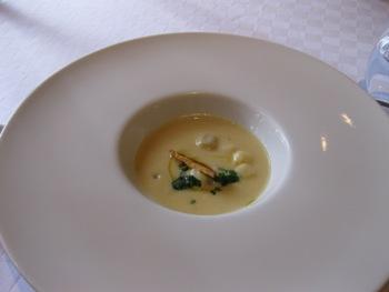 ガーデンオリエンタル スープ