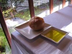 ガーデンオリエンタル パン&オリーブオイル