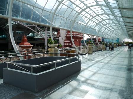 デンパサール空港新ターミナル