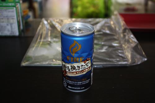 缶コーヒーは贅沢ですな^^ 東海 岐阜 熱帯魚 水草 観葉植物販売 Grow aquarium