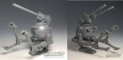HGUC RB-79ボール(0083版・08MS小隊版)