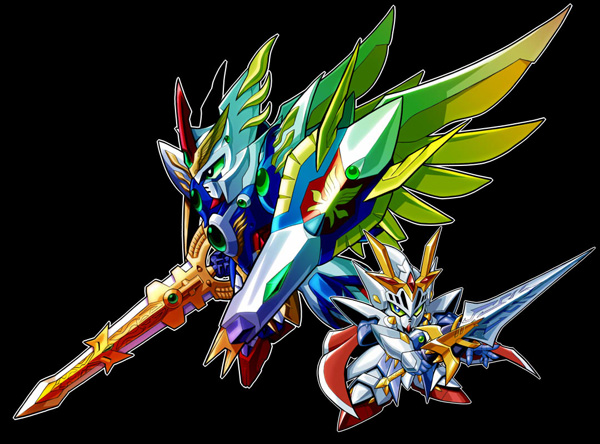 鎧闘神&騎士ウイングFIXs2