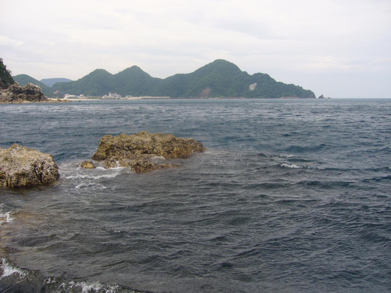 浜坂 黒島