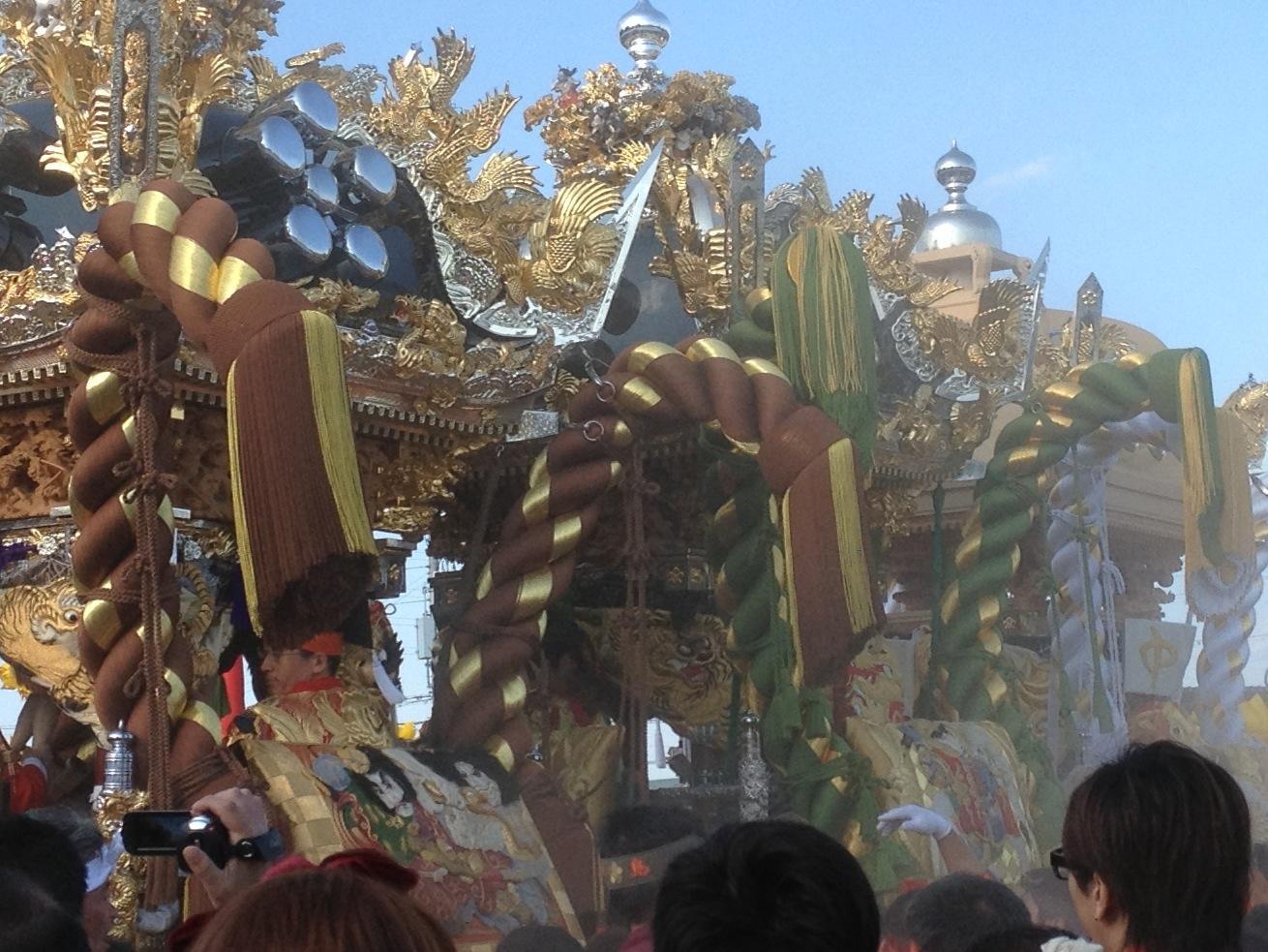 播州の祭り