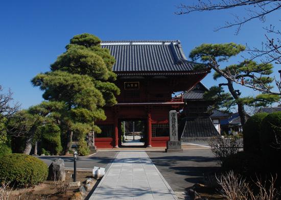 行徳・徳願寺