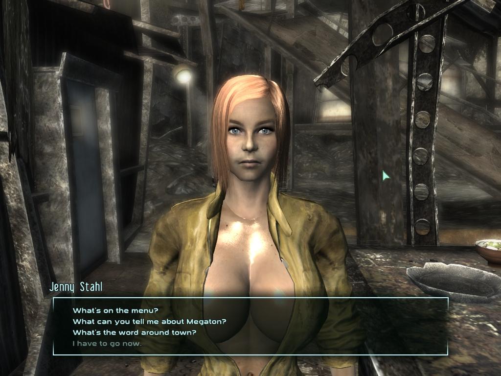 Fallout 3 Sexus for 日々怠惰 fallout3
