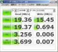 32Gベンチ(ThinkPad T420+外付カードリーダ)
