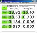 32Gベンチ(EeePC内蔵スロット)
