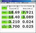 8Gベンチ(EeePC内蔵スロット)