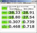 USB2.0-T420/700G-HDDベンチ