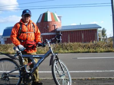 西別岳~摩周岳~自転車 123