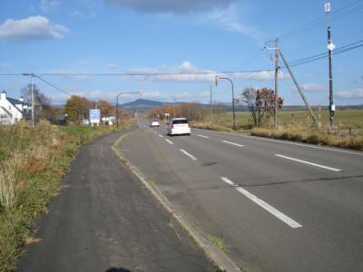 西別岳~摩周岳~自転車 121