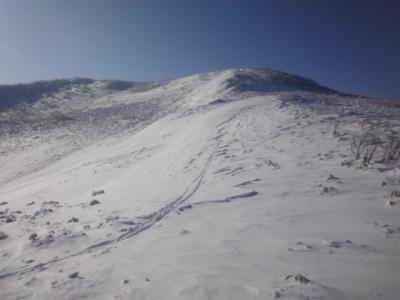1月9日 藻琴山 035