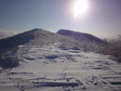 1月9日 藻琴山 051